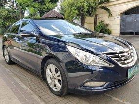 2011 Hyundai Sonata Blue Sedan For Sale