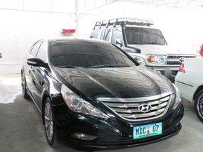 2010 Hyundai Sonata Black For Sale