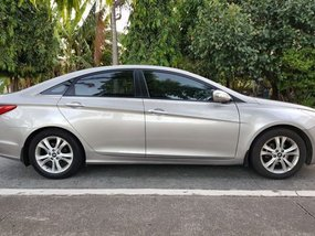 2010 Hyundai Sonata Silver For Sale