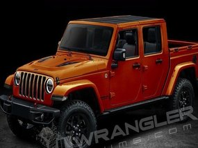 2-door Jeep Wrangler JL 2019 recently tested by ARAI for the Indian Market