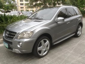 2011 Mercedes Benz ML350 CDi 4-Matic 4x4 For Sale