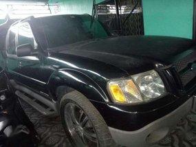 Ford Explorer 2002 AT Black For Sale