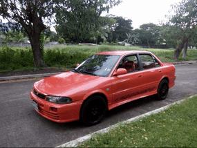 Mitsubishi Lancer itlog 1994 Orange For Sale
