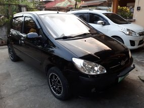 Hyundai Getz Black HB For Sale