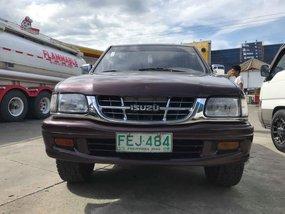 Isuzu Fuego Manual Diesel 2003 Red For Sale