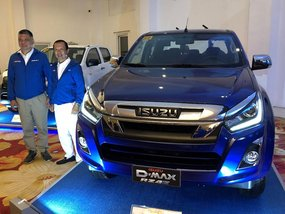 Isuzu D-Max 2018 will be available in all showrooms this month