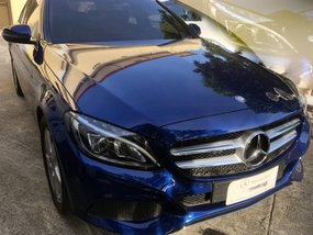 MERCEDES-BENZ C200 2017 FOR SALE