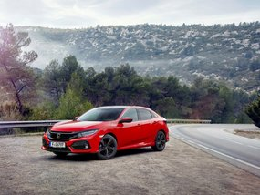 Honda Civic witnesses breakthroughs in performance with upgraded engine
