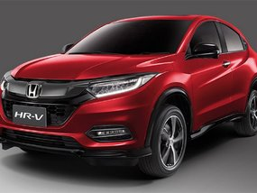 Honda HR-V 2018 facelift is on its way to the Philippines