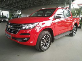 Chevrolet COLORADO 4x2 LT AT Red For Sale