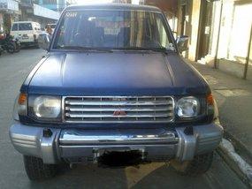 Mitsubishi Pajero 1996 Blue For Sale