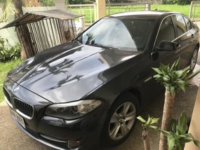 BMW 520D 2014 Black For Sale