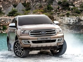 Ford considering to build a performance-oriented Ford Everest Raptor