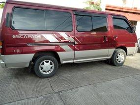 Nissan Urvan Escapade 2013 for sale
