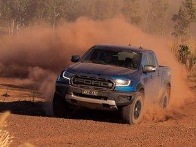 Photo series of Ford Ranger Raptor 2018 in Darwin
