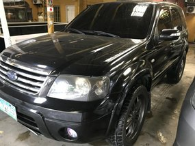 Ford Escape XLS 2007 A/T Gas For Sale