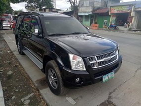 2011 Isuzu Alterra Black SUV For Sale
