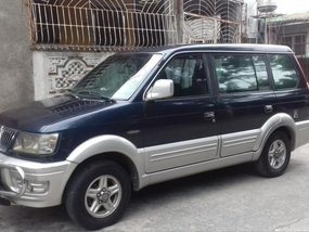2002 Mitsubishi Adventure for sale