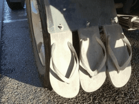 [Photo compilation] Jaw-dropping with heinous car repairs by motorists