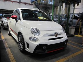 2017 Fiat Abarth for sale