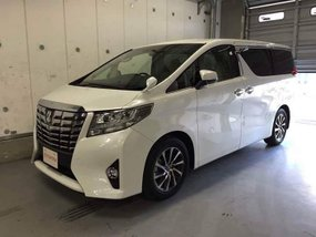 Toyota Alphard 2018 For Sale