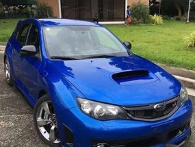 2008 subaru wrx sti blue for sale