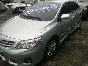 2013 Toyota Corolla 1.6L Gasoline AT