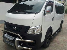 2016 Nissan NV350 White For Sale