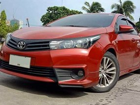 2014 Toyota Corolla Altis 1.6 G Manual For Sale