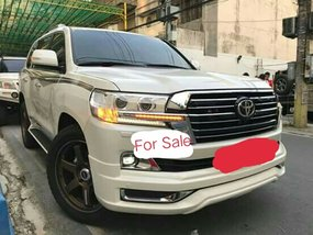 Toyota Land Cruiser 2016 White For Sale