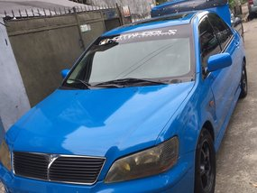 Mitsubishi Lancer 2004 GLS MT Blue For Sale