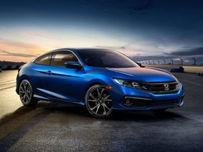 Facelifted Honda Civic 2019 gets myriad updates, ready to top US market share