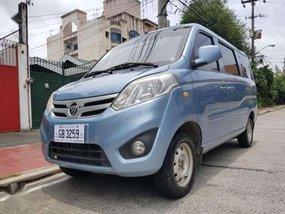 Fastbreak 2016 Foton Gratour Manual Mini Van 7 Seater NSG