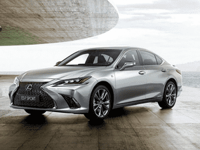 Lexus ES 2019 heading for the Philippines with great upgrades, price revealed