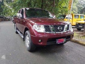 2012 Nissan Frontier Navara LE For Sale