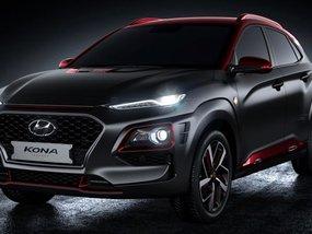 Marvel X Hyundai: The Dashing Hyundai Kona Iron Man Edition 2019