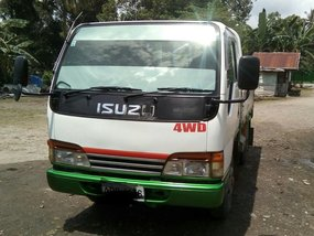 Isuzu elf Dropside 4WD 2016 for sale