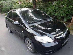 Honda City 2007 AT 1.3 Black For Sale