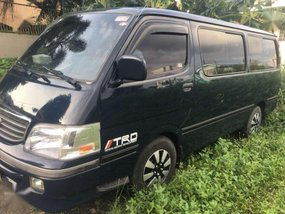 For Sale Toyota Hiace 1998 for sale