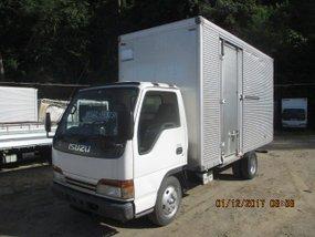 Aluminum Close Van - Japan Surplus Truck