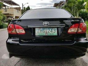 2007 Toyota Corolla Altis 1.6 J  for sale
