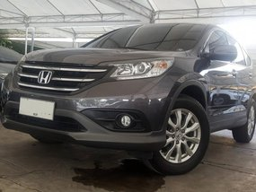 2015 Honda CR-V Cruiser Ed Automatic for sale