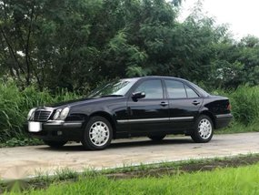 Mercedes Benz E240 23tkms only