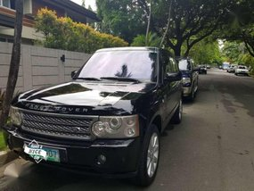 2006 Range Rover Full Size HSE Gas for sale