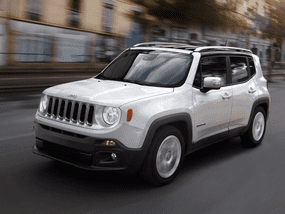 Jeep Renegade 2018 Limited 4x2 steps into the Philippines