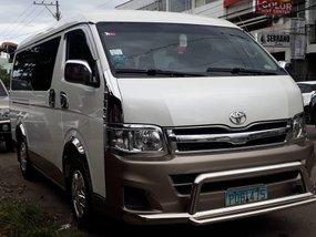 Toyota Hi-ace Gl grandia Manual Diesel 2012 For Sale