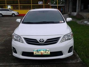 TOYOTA ALTIS 2012 Acquired March 2013