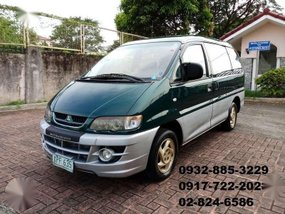 2004 Mitsubishi SpaceGear Local Automatic All Power EFi (Freshness)