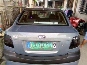 kia rio 2006 model  for sale