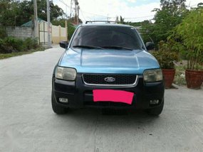 Ford Escape XLT 2002  for sale